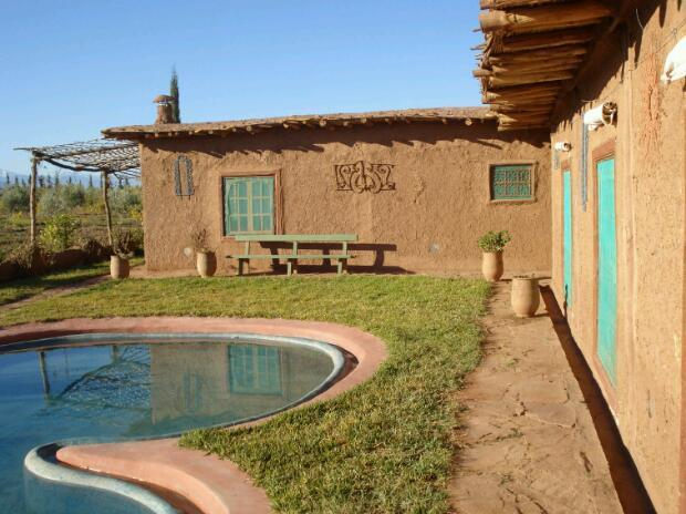country guest farm chez les BR, holiday rental in Aghmat
