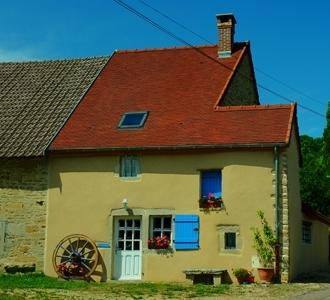 Les Rossignols - ideal for your stay in Burgundy
