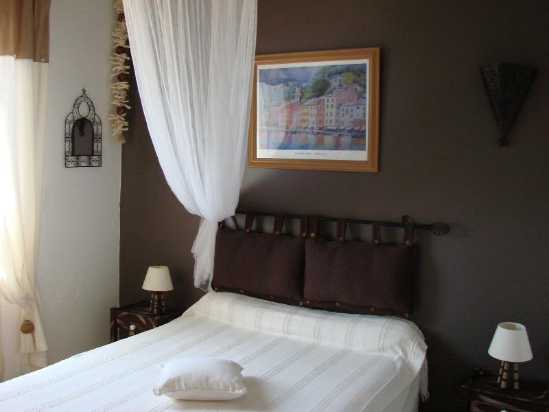 Bedroom cottage No. 4