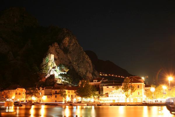 town Omiš