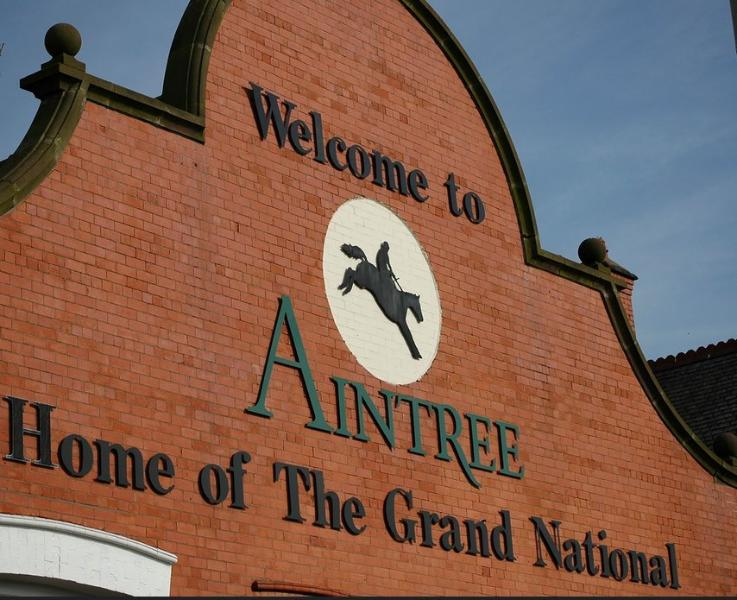 Aintree Racecourse- Home of the Grand National