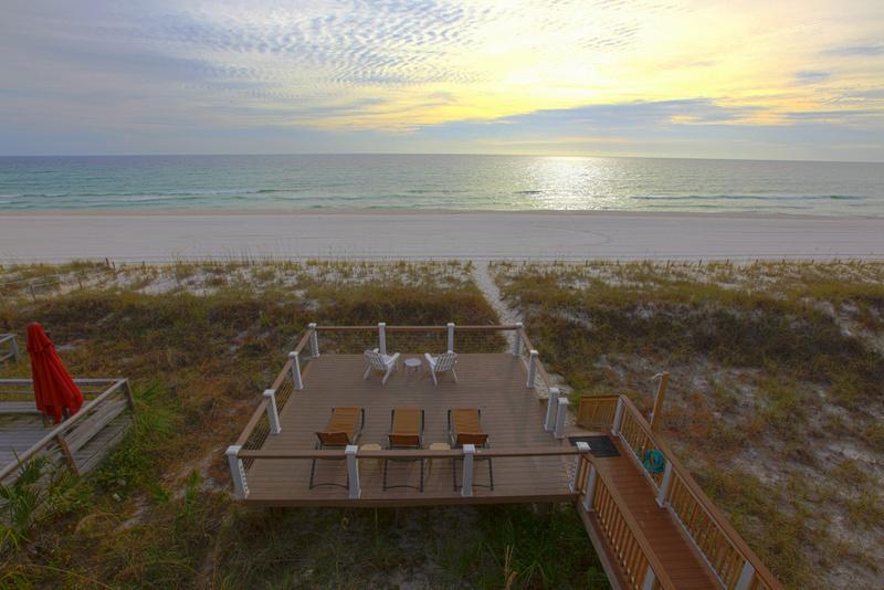 Direct Beach Views