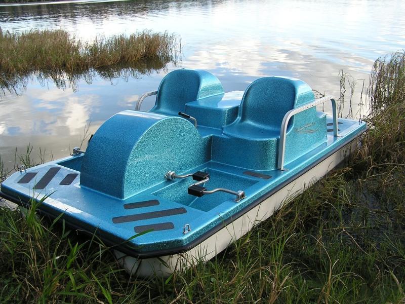 Beaver Valley paddle boat rental.