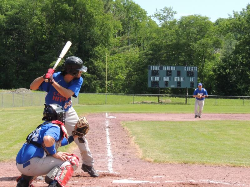Watch baseball games on Beaver Valley's Major League Field. Or rent the field for a game of your own