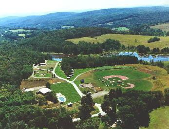 Aerial view of Beaver Valley.