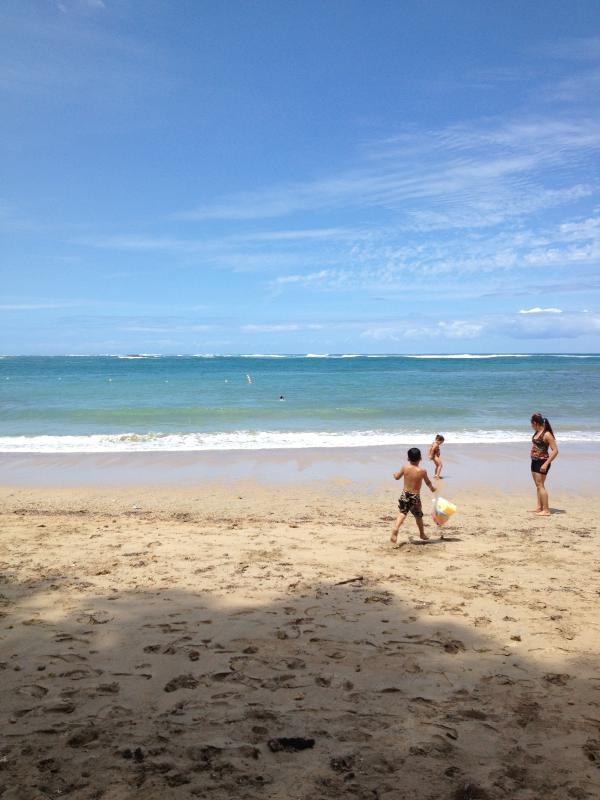 Cerro Gordo beach