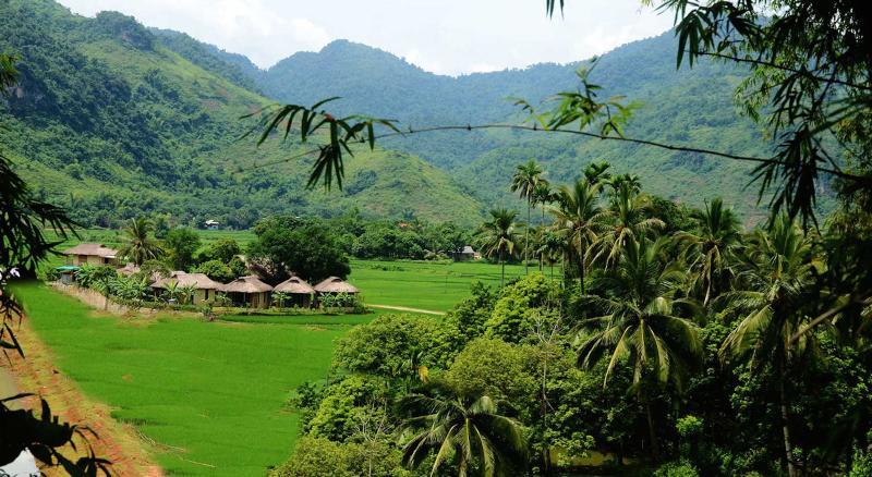 Mai Chau Villas – semesterbostad i Mai Chau