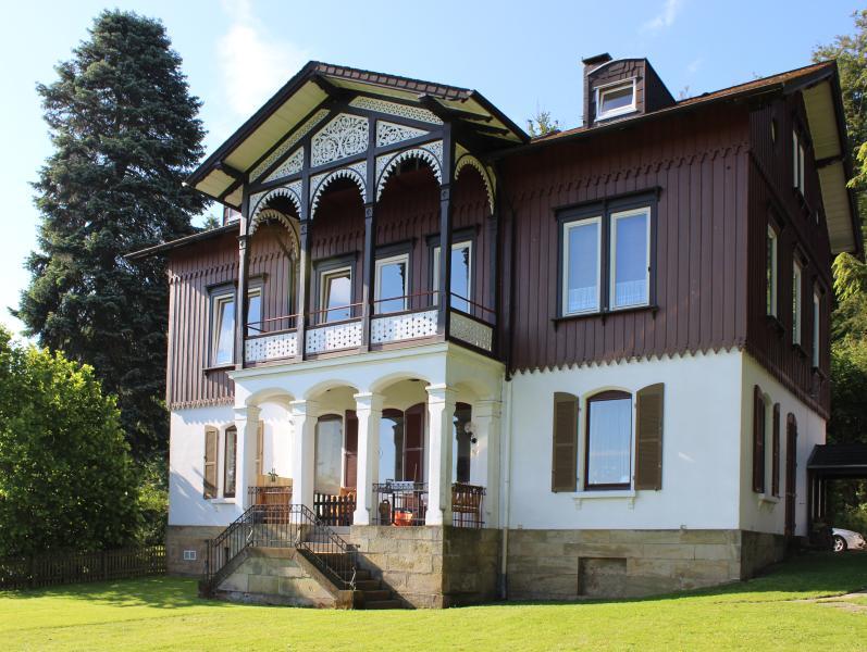 Villa Silberborn App. No. 10, holiday rental in Veltheim