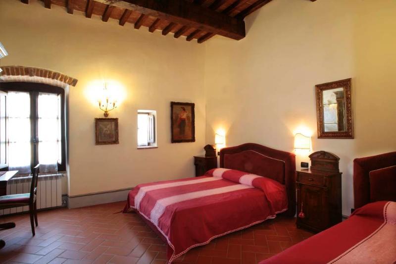 Relais Santa Margherita - Papavero, holiday rental in Quarata