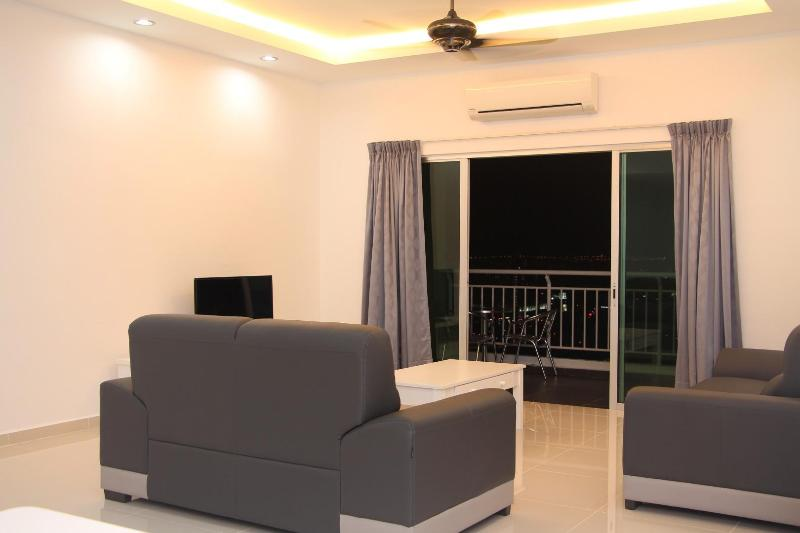 Living Hall with Air-Conditioner, WIFI, Channel TV