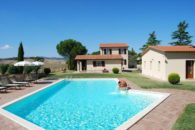 Casa Eleonora, casa vacanza a Castiglione D'Orcia
