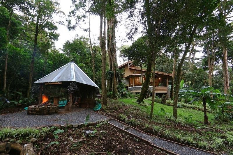 Melvin´s House, Ferienwohnung in Nationalpark Monteverde