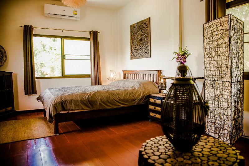 First floor AC bedroom