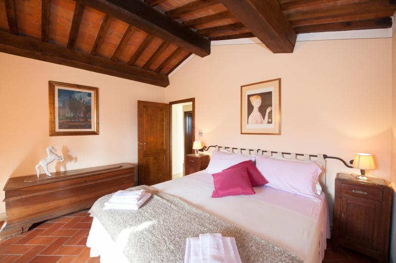 one of the double-bedrooms