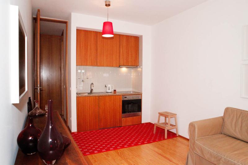 Sala de estar + cocina