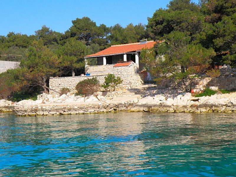 Robeinsone House, holiday rental in Kornat Island