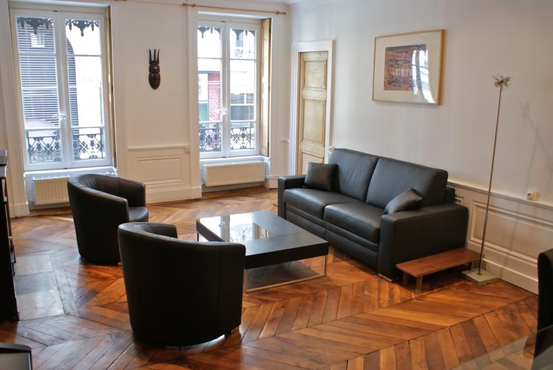 Stylish apartment in the heart of Lyon, alquiler vacacional en Rhone