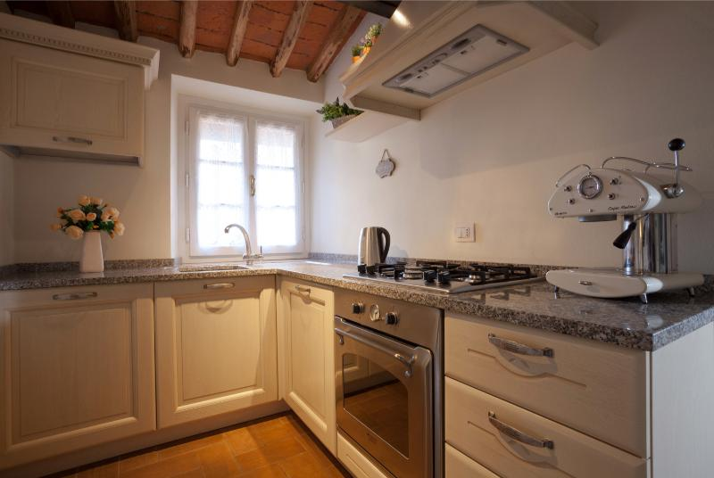 Lisa Home Lucca- new apartment in Lucca centre with speed internet, vacation rental in Lucca