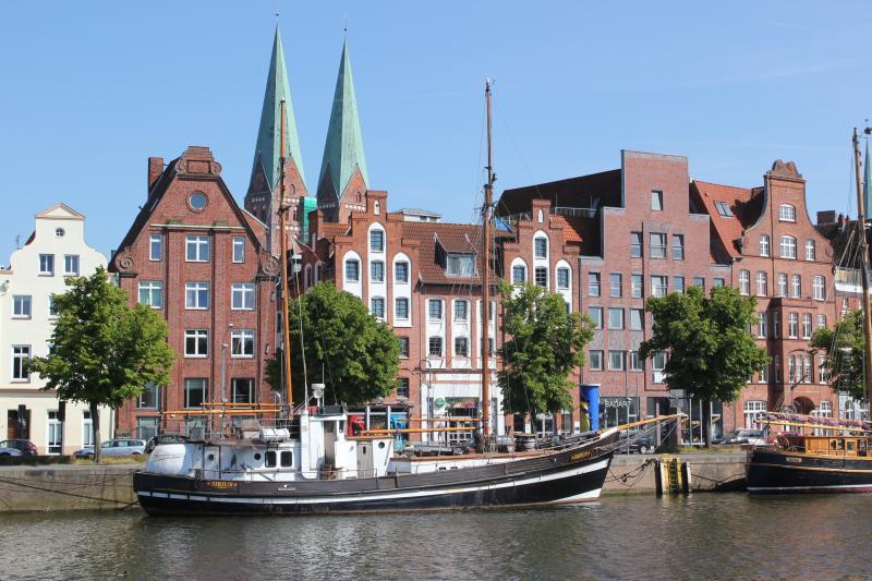 Apartment Traveblick am Museumshafen, aluguéis de temporada em Ratzeburg