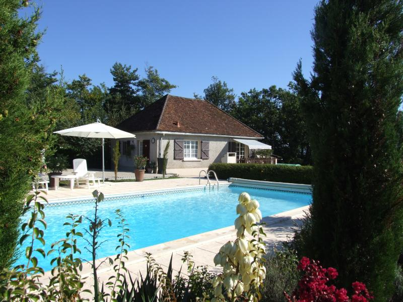 Gite & Pool - both with free WiFi