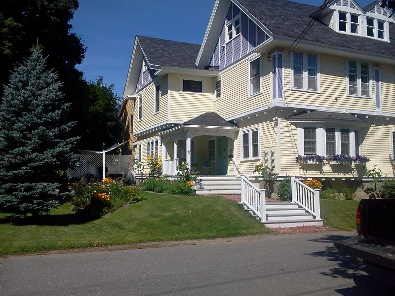 Maple Street, vacation rental in South Thomaston