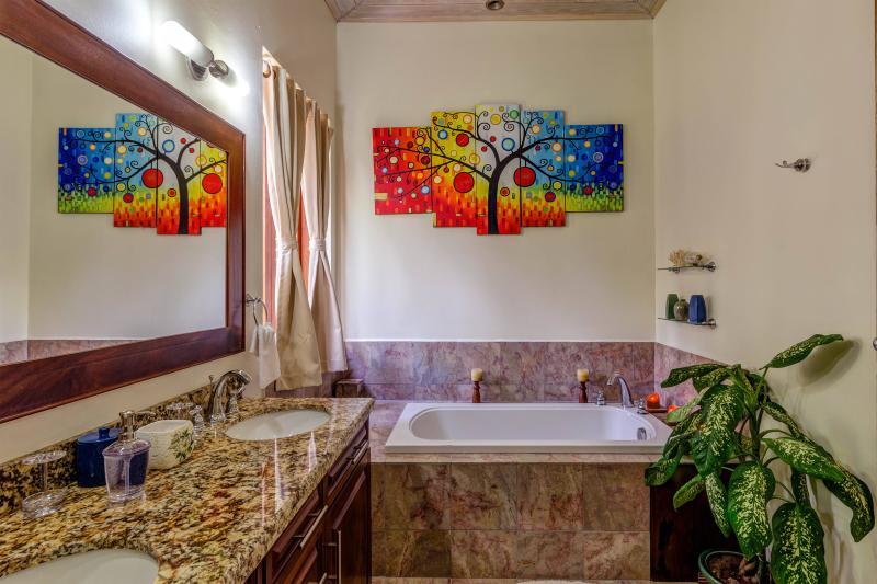 Far Master Bathroom
