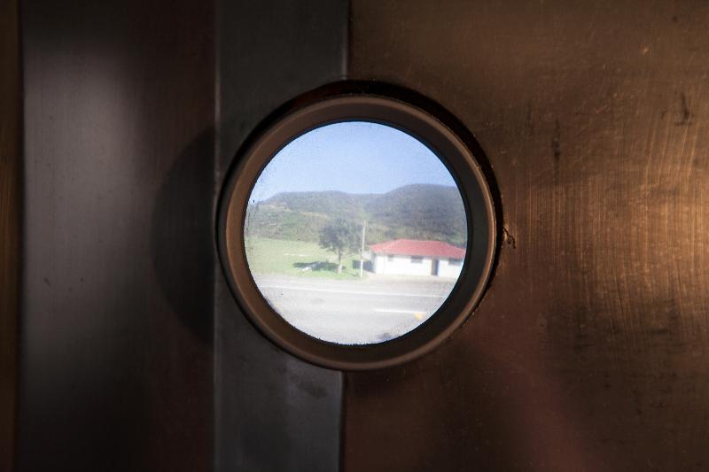 Peepholes to the outside world