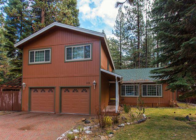 Great Family Vacation Home on the Nevada side of Stateline