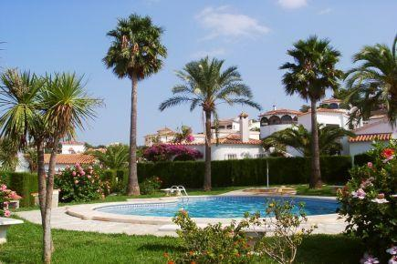 Casa ANNA denia, garden and pool