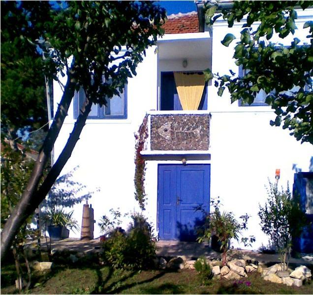 La maison de style gréco bulgare