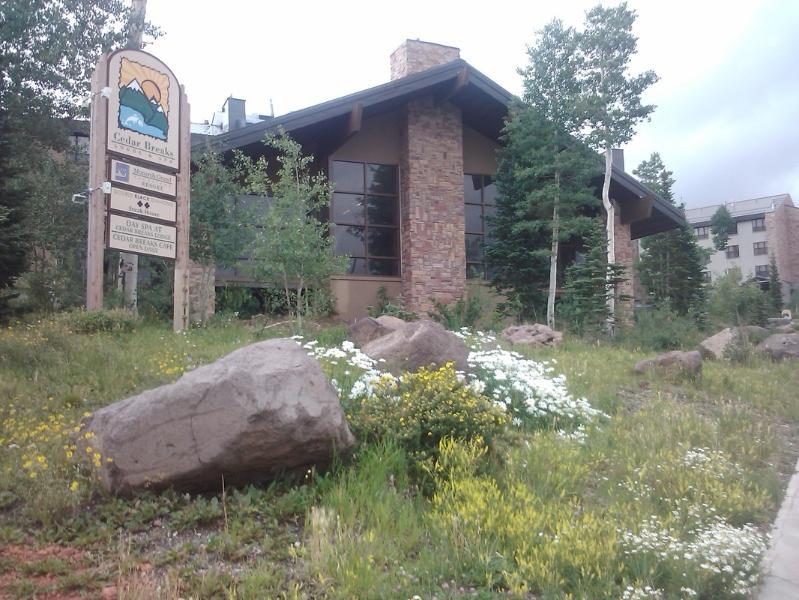 Cedar Breaks Lodge Studio Condo sleeps 4, location de vacances à Parowan