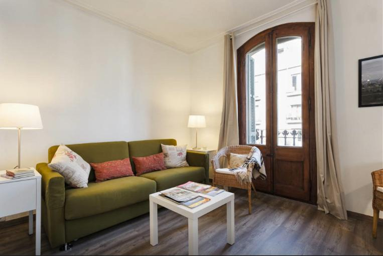 Cozy apartment in the city center, holiday rental in Barcelona