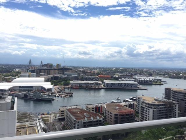Sydney CBD 2 Bedroom Apartment Has Wi-Fi and Balcony ...