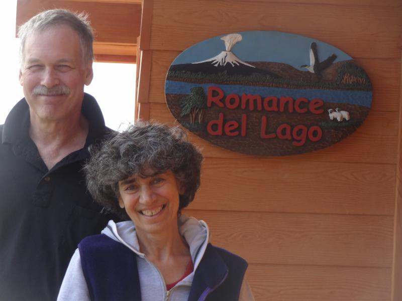 Our First Romance Guests. Picture Yourself Here!