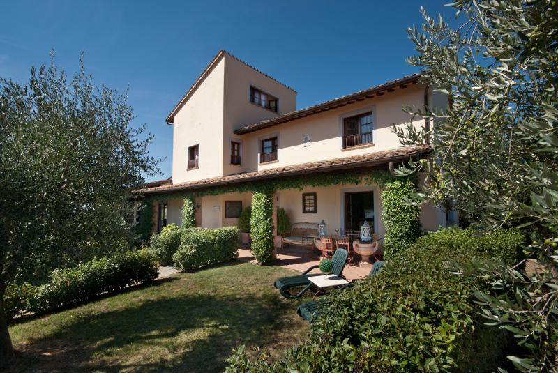 Country House Forte Sorgnano, vacation rental in Canalicchio