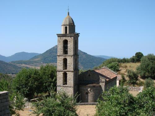 Beautiful Santa Maria Figaniella Romanesque church