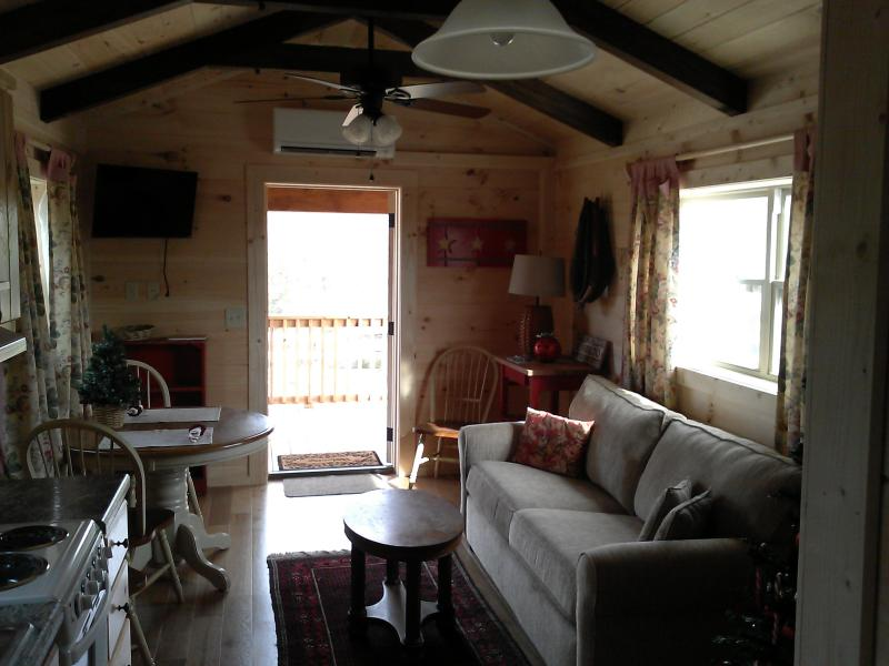 Green Creek Cabins #1, vacation rental in Tryon