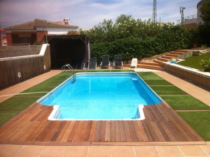 PRIVATE POOL (8m x 3.5m)