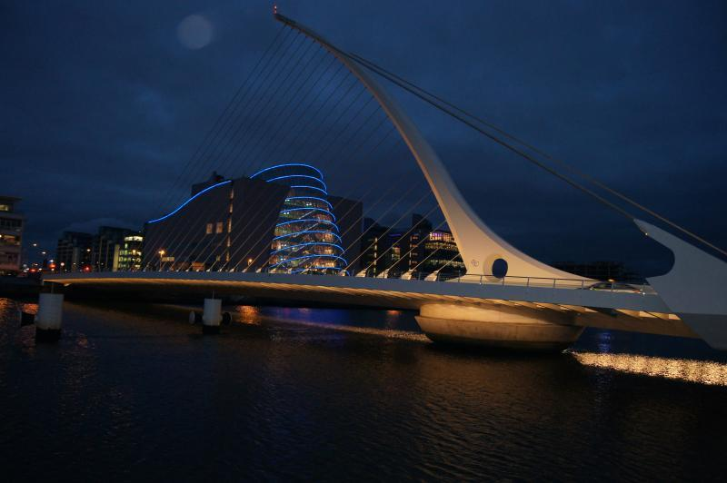 Samuel L Beckett Bridge