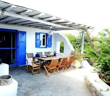traditional villa in lia beach, holiday rental in Elia