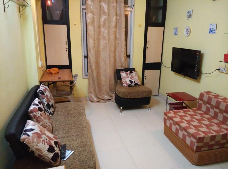 Cozy Flat in heart of Panjim City fully furnished, holiday rental in Dona Paula