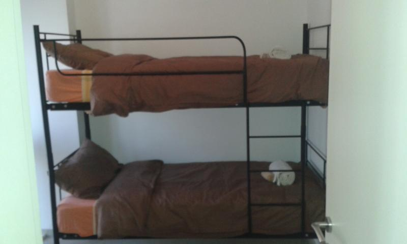 Spare Bedroom with Bunk Beds