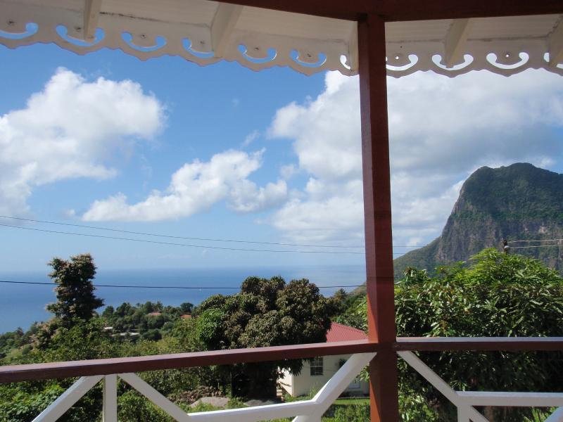 Grand View Villa, alquiler de vacaciones en Choiseul