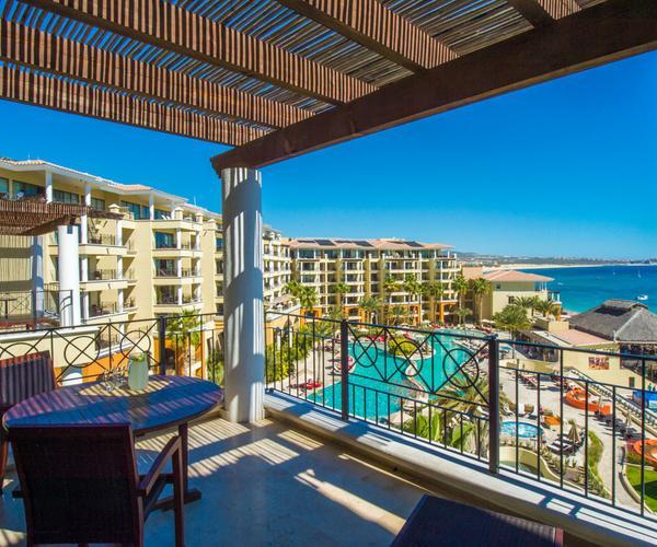 Gorgeous views, all ocean front suites!
