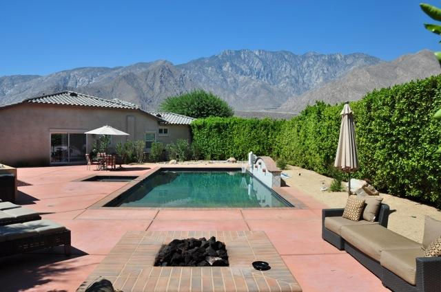 Mountain View Home, casa vacanza a North Palm Springs