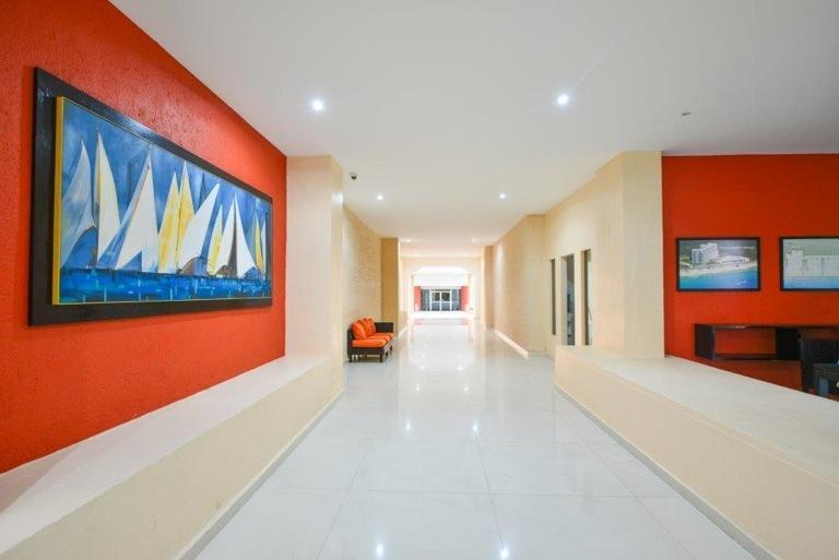 lobby area ----  more elegance