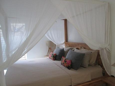 Cómoda cama con colchón de alta calidad