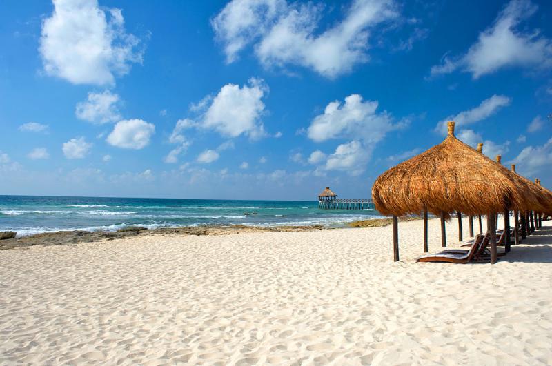 Grand Mayan Riviera Maya beach