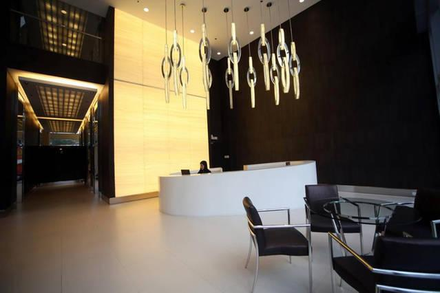 24/7 manned reception area