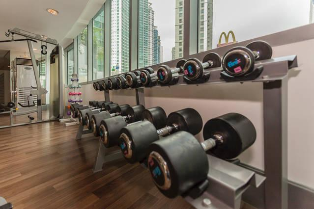 Selection of free weights